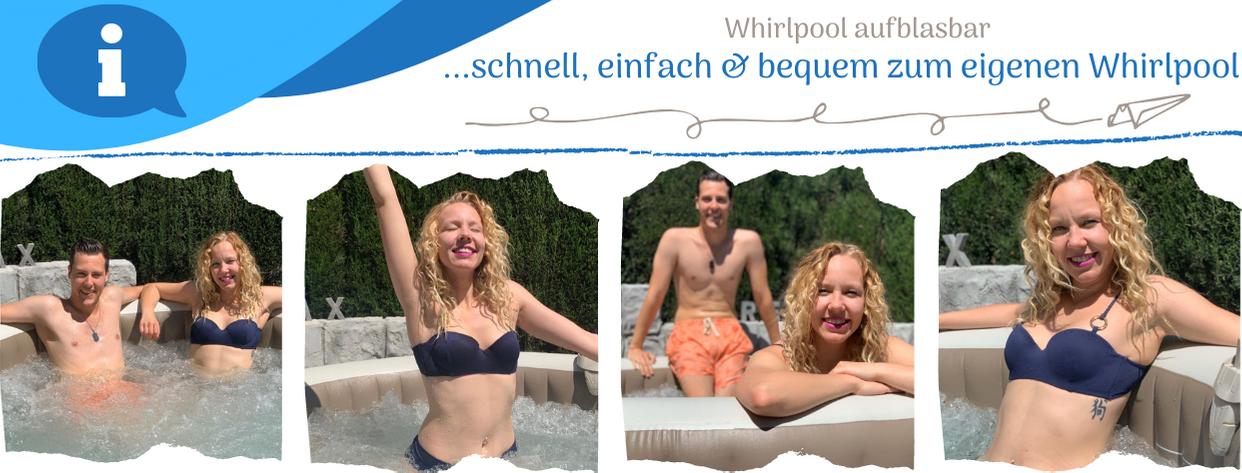 Whirlpool aufblasbar online kaufen